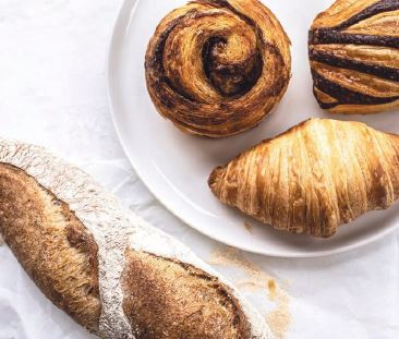 An assortment of pastries is available at The Chastain's AM Cafe. PHOTO BY HEIDI HARRIS/COURTESY OF THE CHASTAIN
